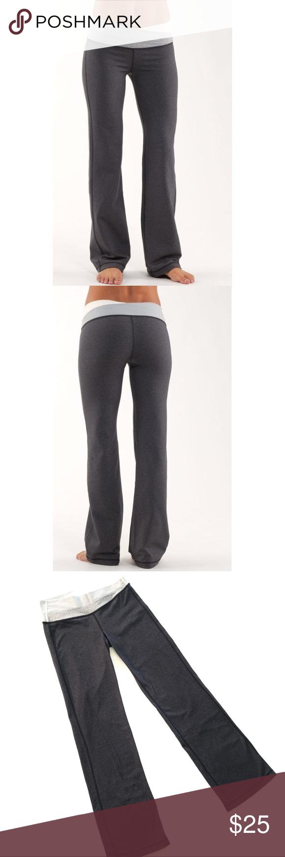 d2c4989cfece8e Lululemon Astro Pant (Regular) in Heathered Gray Lululemon Astro Pant  (Regular) Color