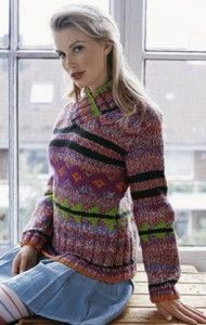 6d3b90c86 colore-sweater. colore-sweater Beginner Knitting Patterns ...
