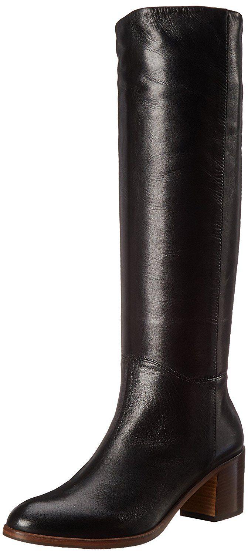 kate spade new york Women s Mireille Western Boot Black M US