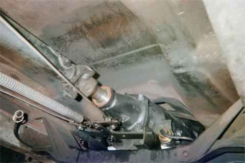BRAKES: Adding parking brake | '60s Chevy C10 - Brakes | Chevy