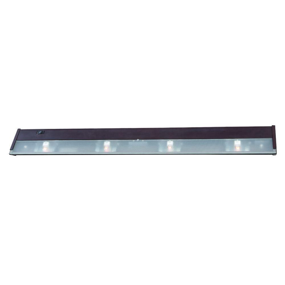 Acclaim Lighting 4 Light 32 In. Bronze Xenon Under Cabinet Light
