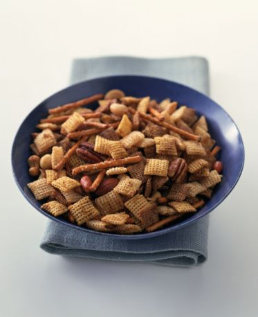 How You Can Serve the Original Chex Mix at Your Next Shindig