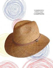 Línea golf - Sombreros y Ponchos de Colombia  e8fe21542f4