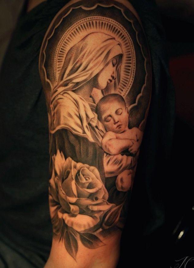 Pin By Yayaa Hernandez On Tattoo Goals Tatouage Tatouage Vierge