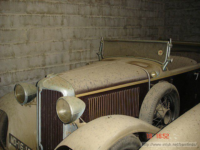 This Secret Collection Of Cars Became The Greatest Barn Find Hoax All Time