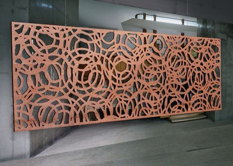 Perforated Metal Wall Panels | Perforated metal sheets for ...