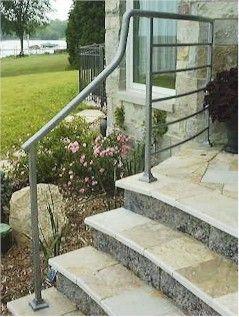 Best Exterior Handrail And Railings Universal Design Exterior 400 x 300