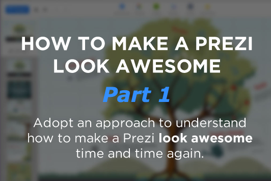 Prezi - Blog - How to create a prezi that will blow away your audience, part 1.