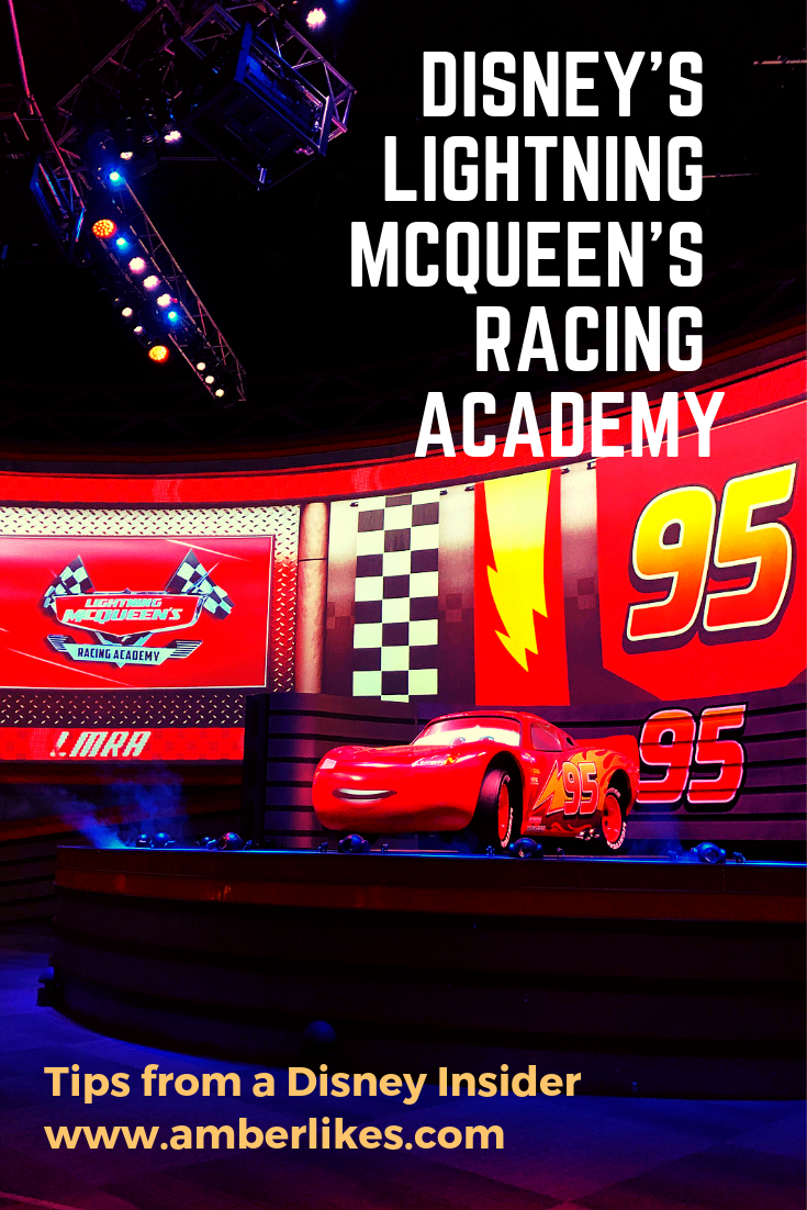 Here Are All The Essentials That You Need To Know About Lightning Mcqueen S Racing Acade Disney Insider Disney World Hollywood Studios Hollywood Studios Disney