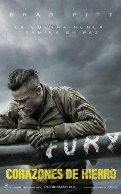 Corazones De Hierro Fury Movie Best Movie Posters Fury Poster
