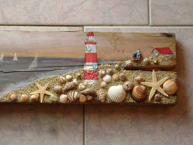 Another great idea for the shells we collect at the beach for Shell craft ideas