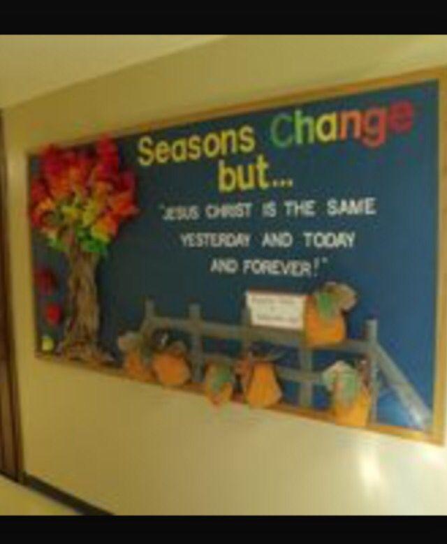 120 Bulletin Boards Christian Ideas Church