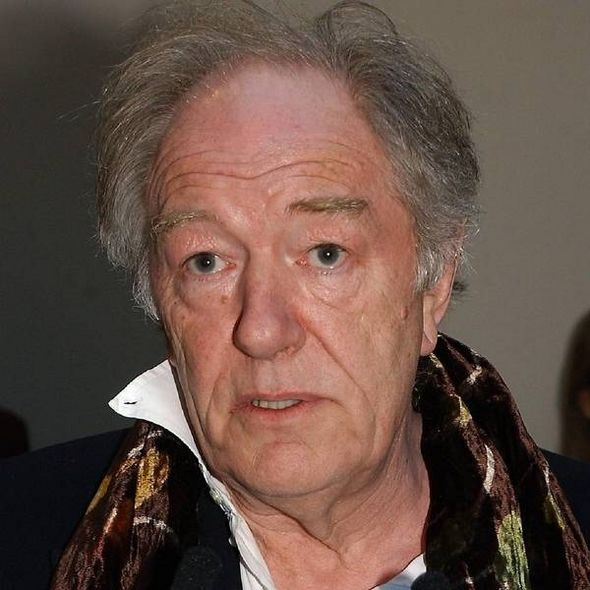 michael gambon and wife