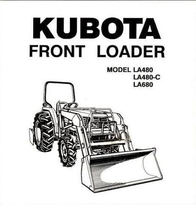 Kubota Workshop Service Repair Manual: BEST KUBOTA FRONT