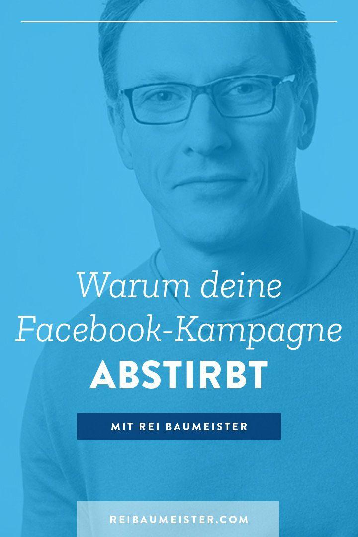 Facebook Online Anzeige