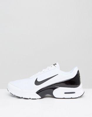 Бело черные кроссовки Nike Air Max Jewell   Turnschuhe nike