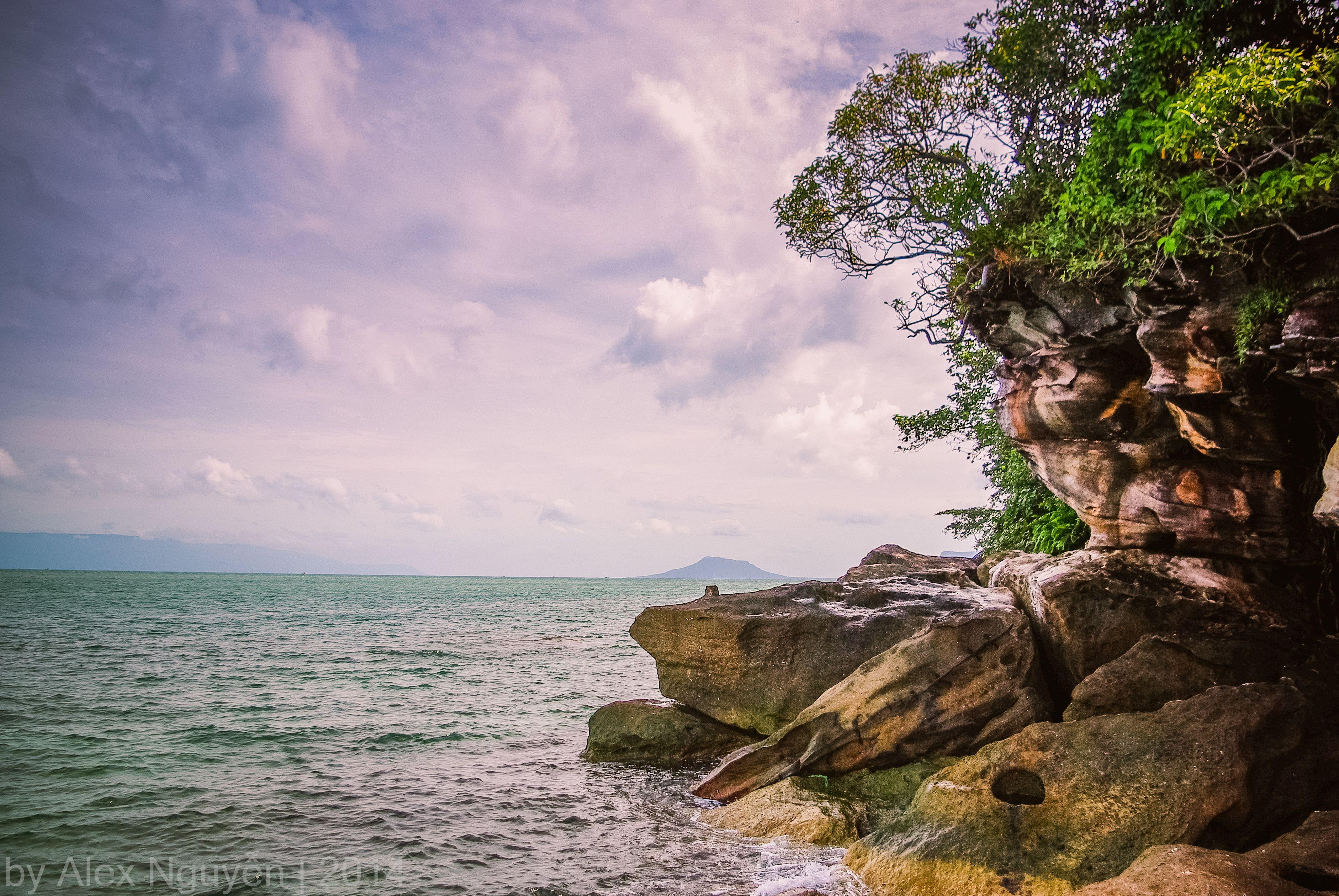 Mũi Gành Dầu - Phú Quốc - Vietnam