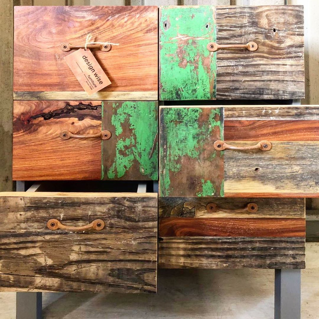 We Love To Use Reclaimed Wood And Create Something New With It