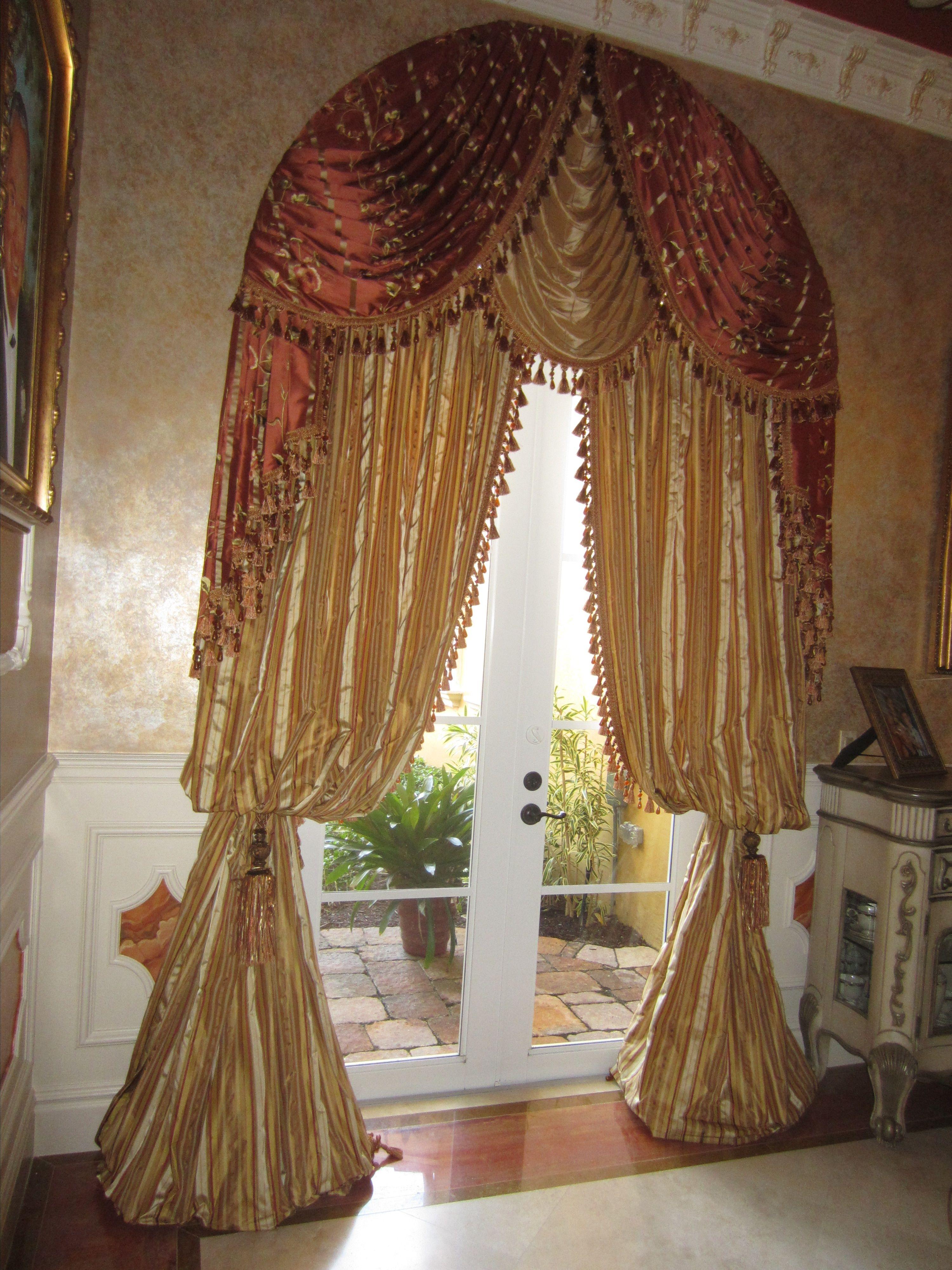 Edward S Window Decor North Palm Beach Florida Curtains For