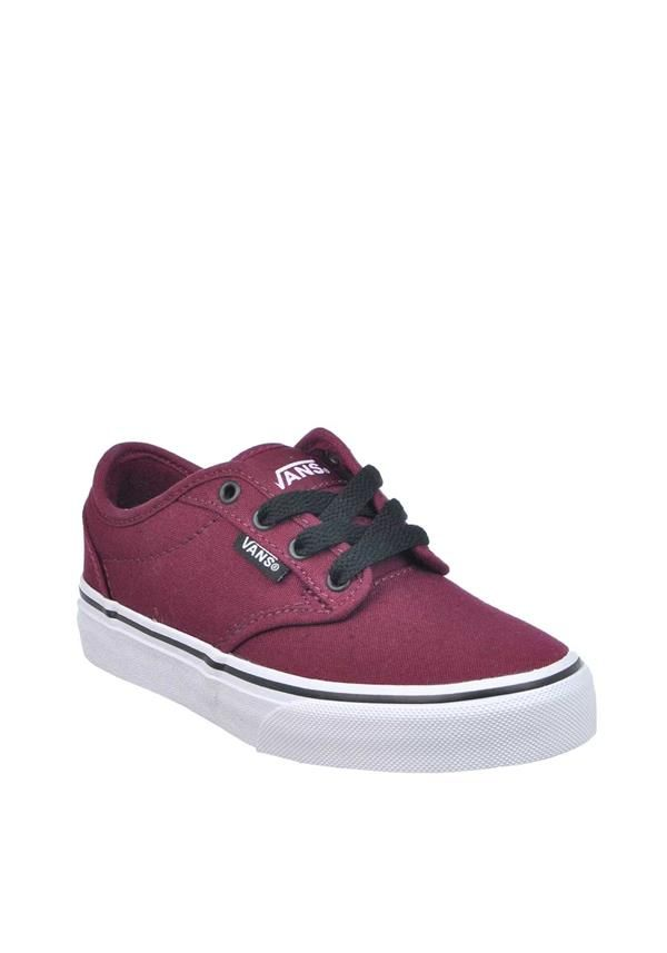 e0bf364f4a84 Vans Kid Atwood Trainers