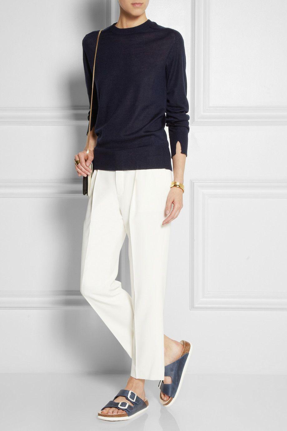 detailed look 87291 715e2 Toteme | Verona cashmere sweater | NET-A-PORTER.COM | Things ...
