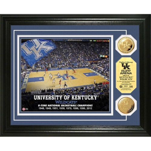 Ships Free University of Kentucky Wildcats Stadium Gold Coin Mint Licensed   eBay