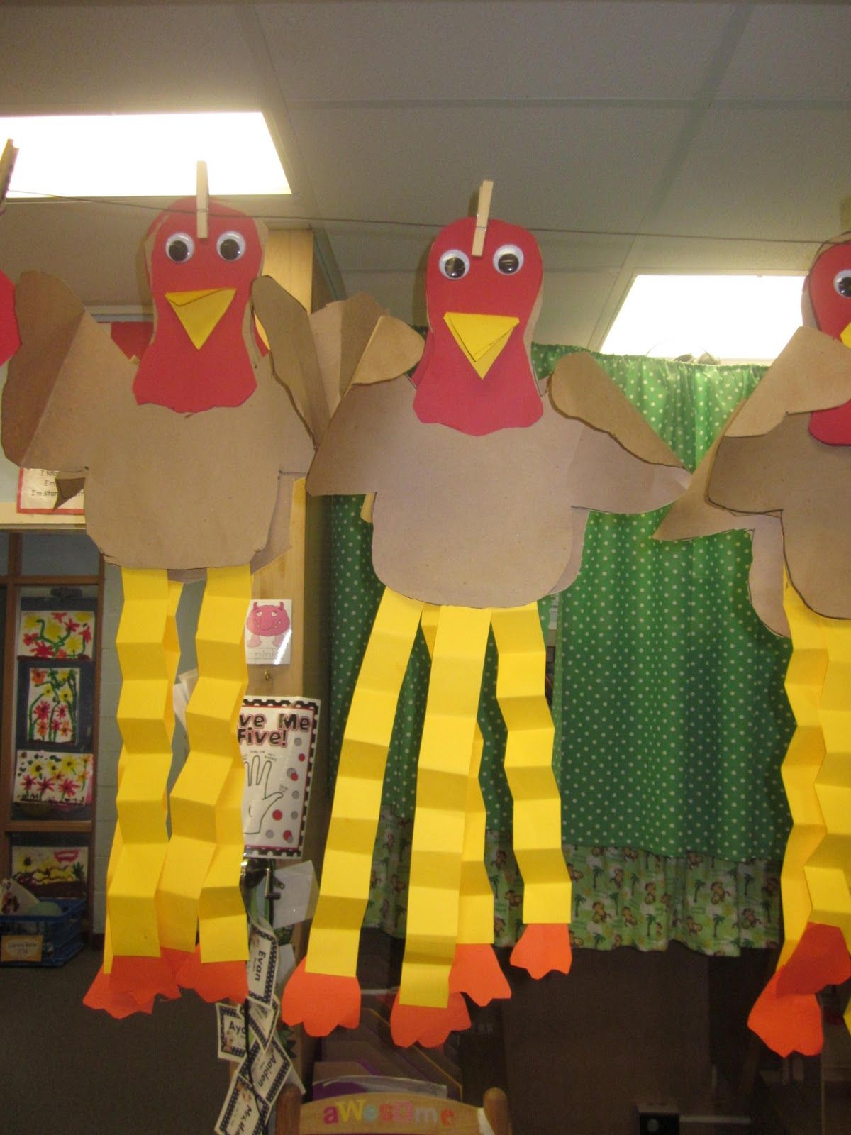 Gobble Up This Free Turkey Pattern As A Thank You