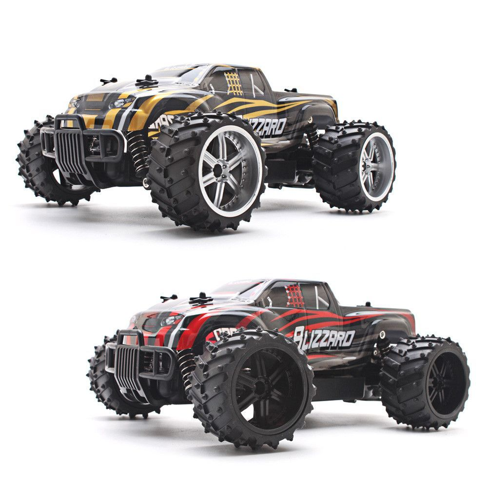 Electric RC Car 116 High Speed Off Road Remote Control