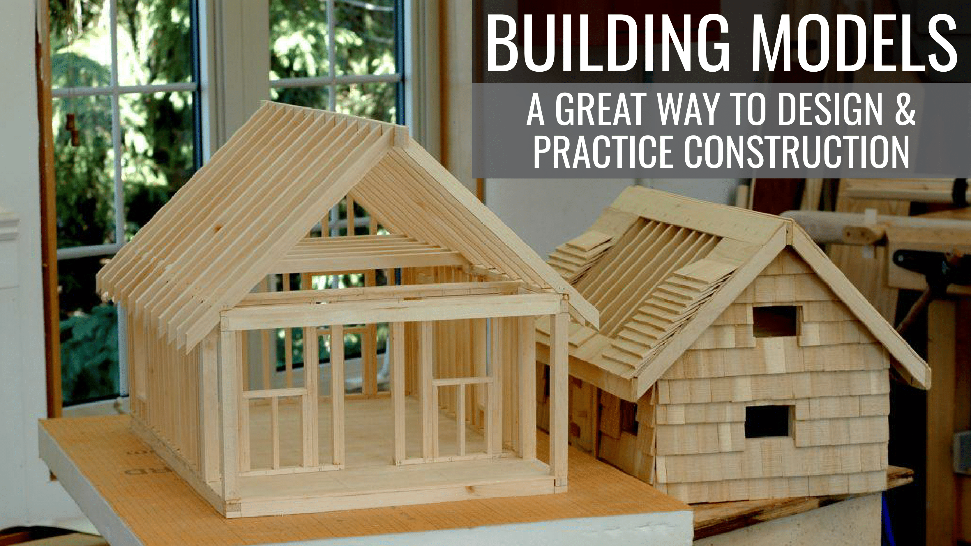 How To Build A Scale Model Of A House Outdoor Woodworking Projects Woodworking Projects Unique Model Homes