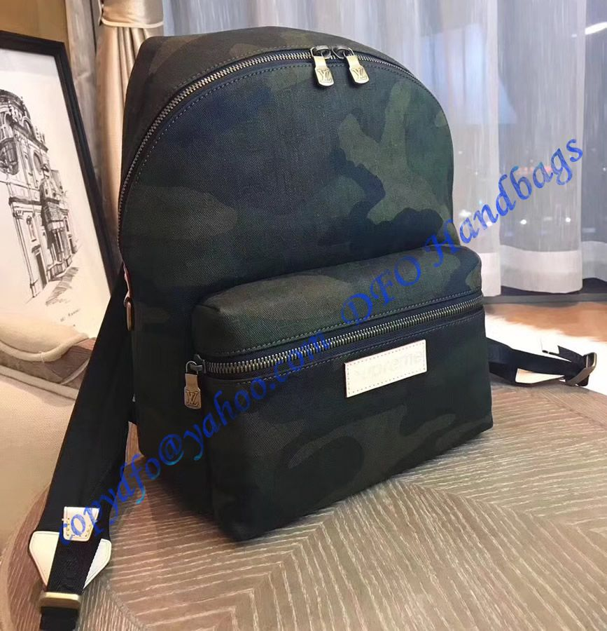 776225f59922 Don t miss the Louis Vuitton X Supreme Apollo Monogram Camo Backpack  M44200. Sales at USD 375. Free International Shipping.