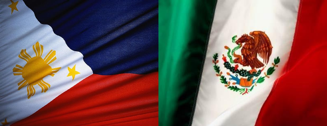 Mexican And Filipino Flag Filipino Flag Mexican Mexican Flags