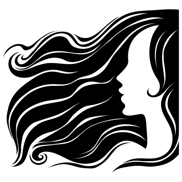 pin de luna christensen en silhouette - png transparent | pinterest