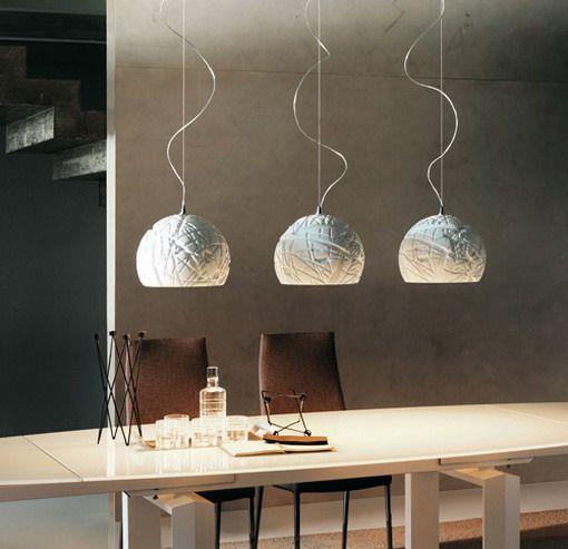 artic white pendant lights design 01
