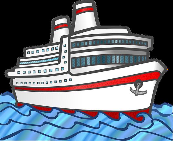 Free Image On Pixabay Sea Ship Traffic Vehicle Free Clip Art Boat Cartoon Cruise Scrapbook