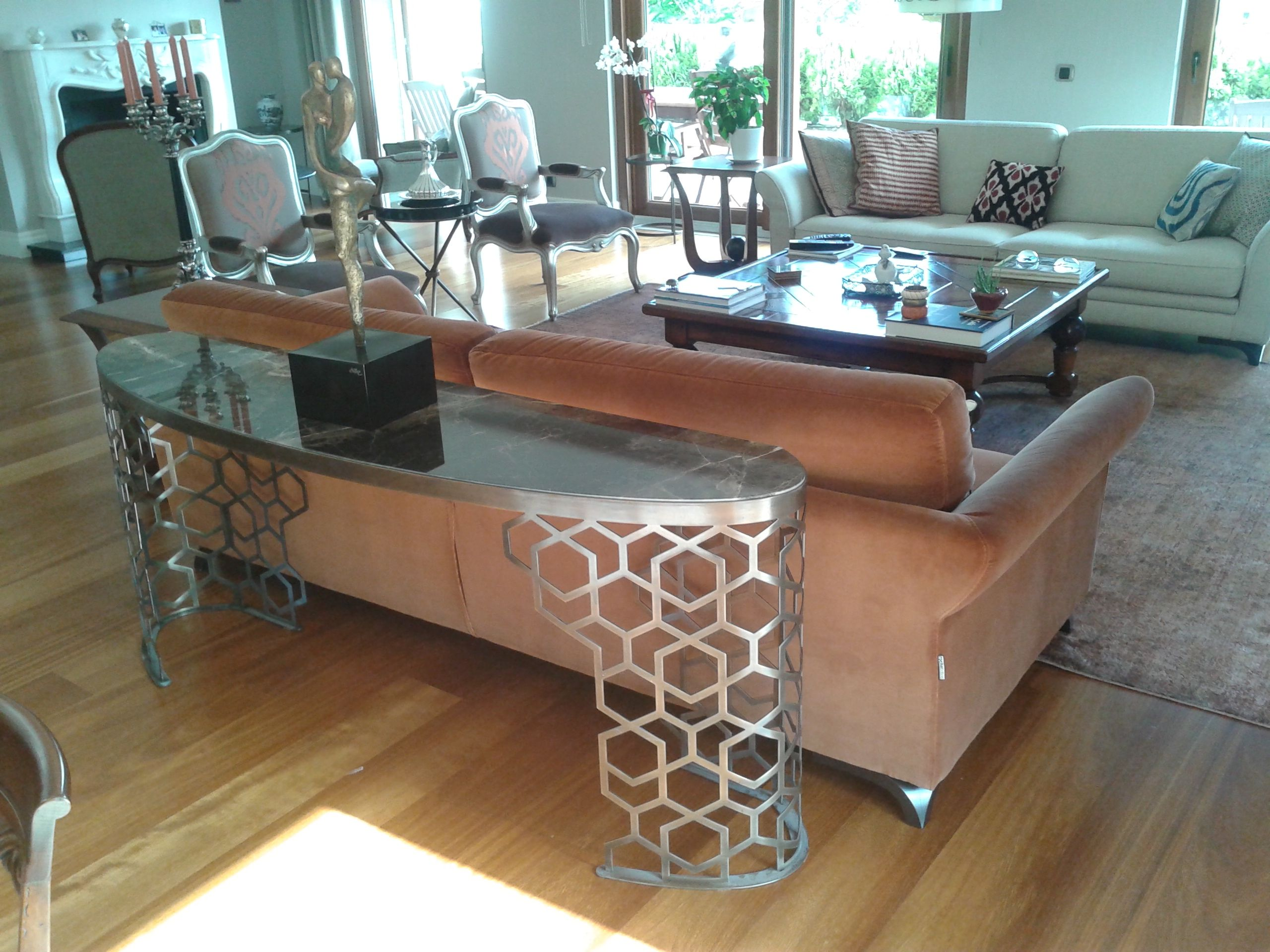 43 best metal coffee table marscona images on pinterest coffee metal sehpa marscona coffee tableslow geotapseo Images