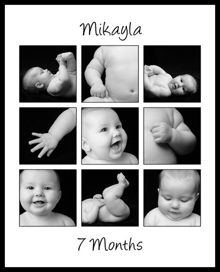 baby collage | photography | Pinterest | Baby collage, Babies and ...