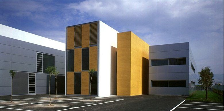 Impiva Castellon De La Plana 1995 Oab Office Of Architecture