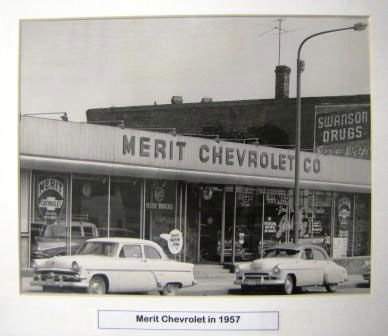 Tulsa Car Dealerships >> Merit Chevrolet – Chevrolet dealership with new and used car sales in Maplewood | Memory Lane ...