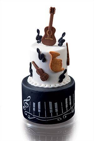 Cake Design Strumenti Musicali : STAMPI A ESPULSIONE PER REALIZZARE NOTE MUSICALI - PLUNGER ...