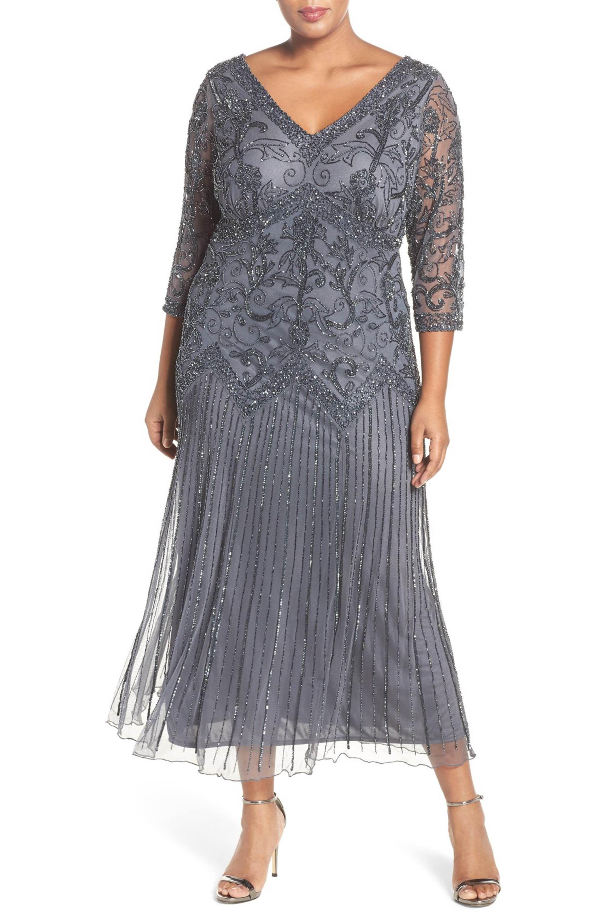 Embellished double vneck midi dress midi dresses and weddings