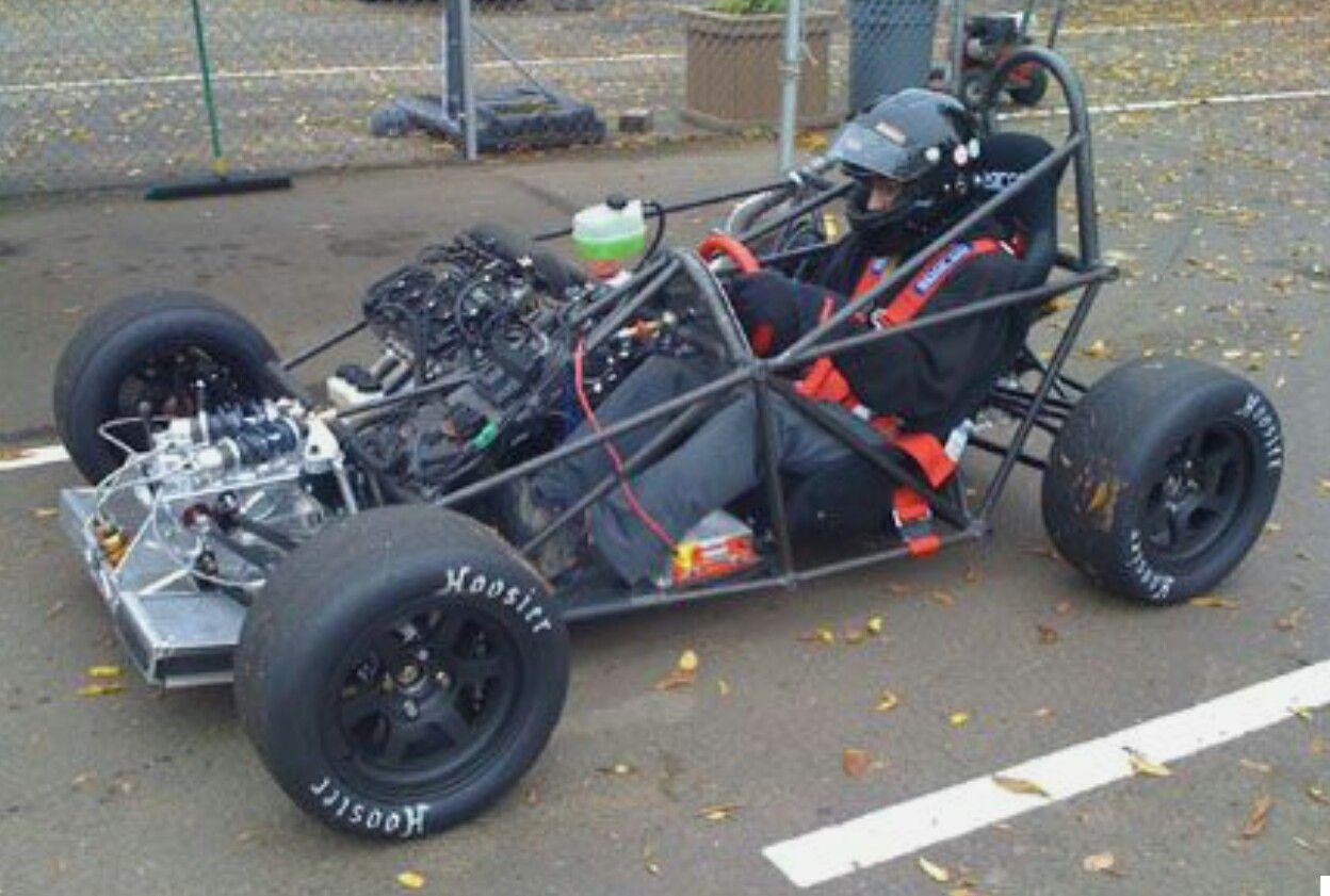 gsxr 1000 powered DP1 cart | Fabrication | Go kart, Diy go