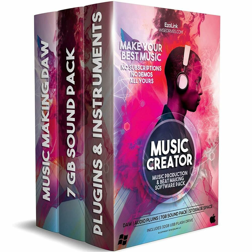 Music Editing Software for Recording Production Mixing