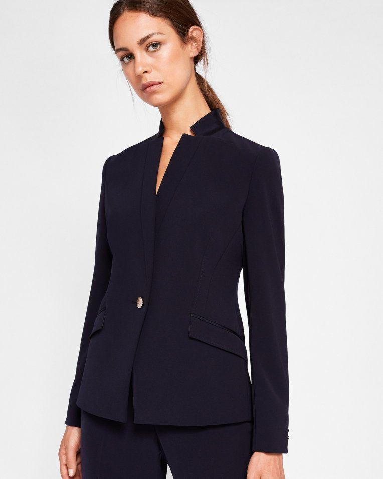 3feef7179516c6 Ottoman suit jacket - Navy