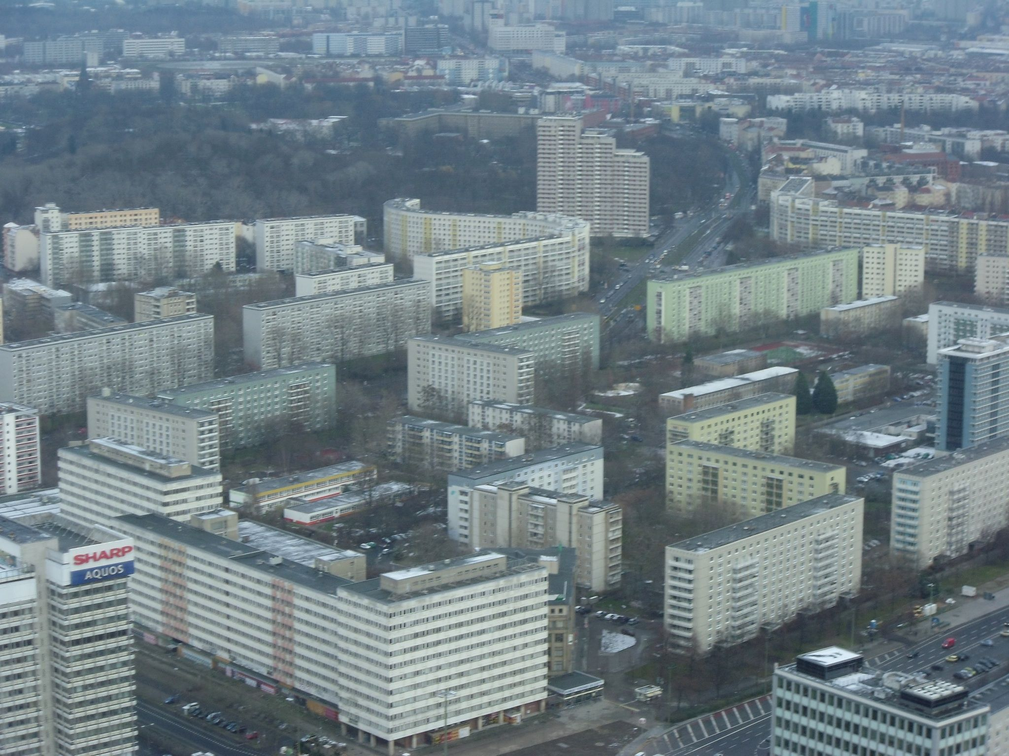 Apartment buildings from the communist era in berlin my for Carports berlin