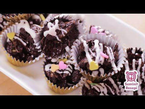 Resepi Cornflakes Coklat Seminit Resepi Makanan Hidangan Penutup Puding Karamel