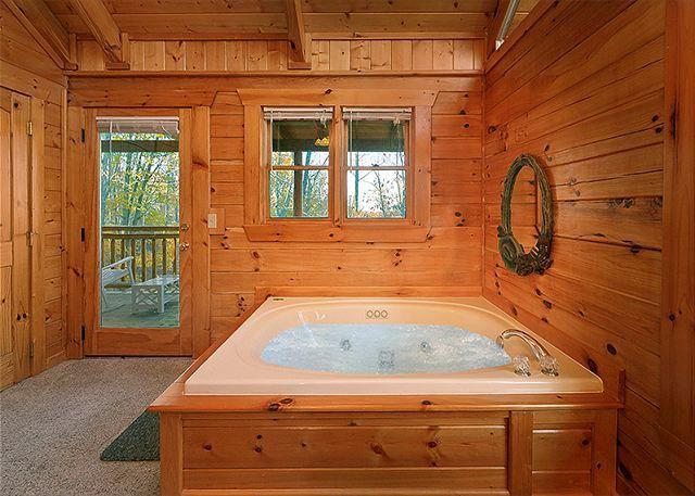 Gatlinburg Cabin Rental Moonlight Obsession 254 2 Bedroom