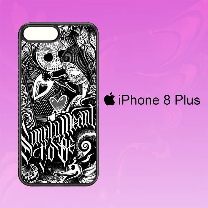 huge discount e418c 173a0 Jack And Sally Muertitos The Nightmare Before Christmas F0874 iPhone ...