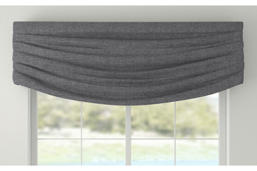 Cv 14 Window Valance Valance Window Treatments Contemporary
