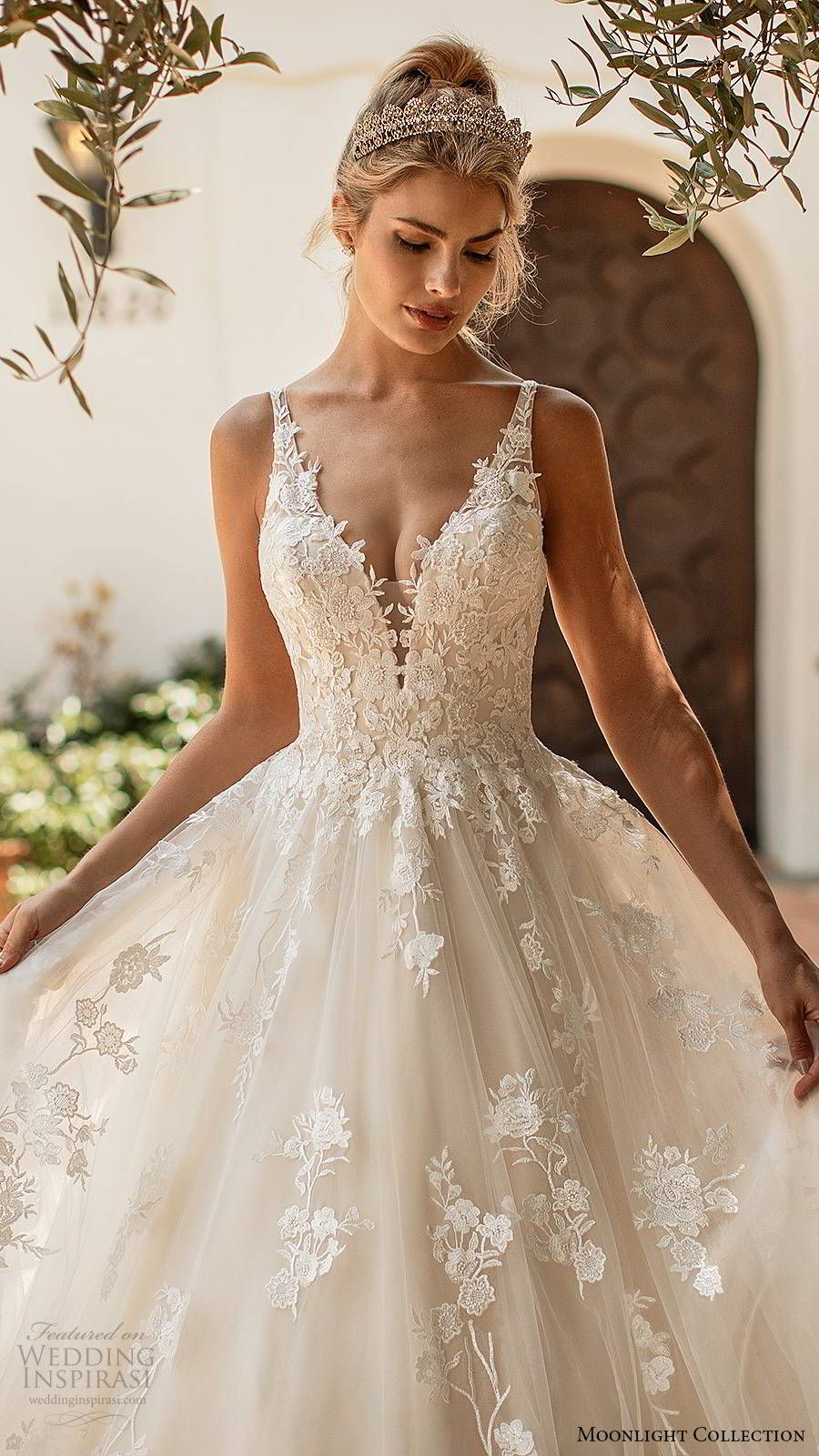 Moonlight Collection Spring 2020 Wedding Dresses