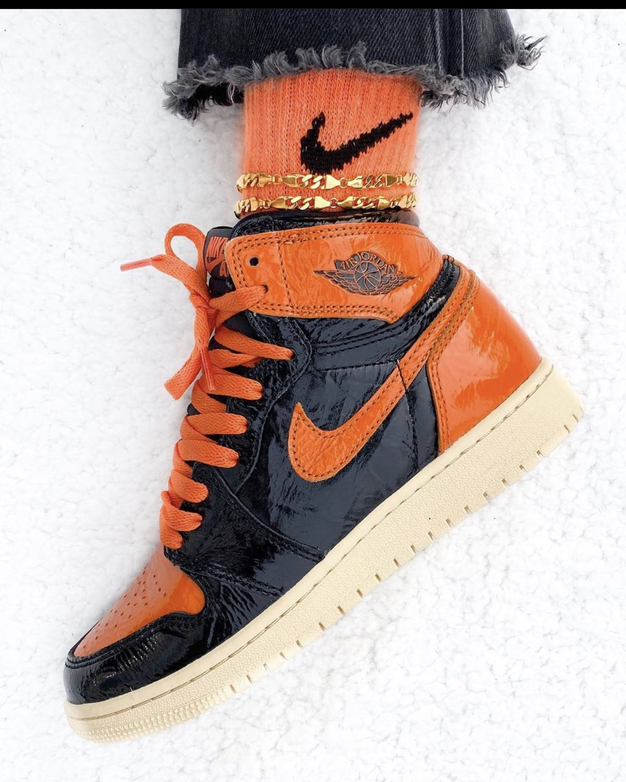 Pin By Sarah Willis On On My Feet Air Jordans Jordan 1 Retro